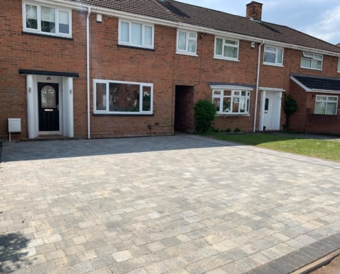 Sutton in Coldfield, driveway contractors for domestic